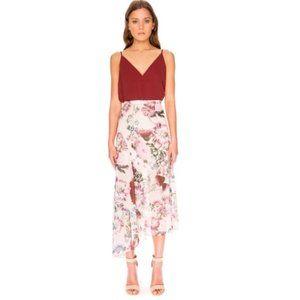 NWT Keepsake The Label One Life Skirt Light Floral